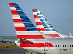 AA 737-823 N924NN (kenjet) Tags: aa aal american logo tail flag livery americanairlines sf sfo airport ksfo ramp tails boeing 737 738 737800 737823 n924nn sanfranciscointernationalairport airine airliner plane jet aircraft aviation flugzeug transportation redwhiteandblue