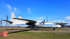 Antonov An.26 c/n 4109 Aeroflot registration CCCP-26575 (Erwin's photo's) Tags: museum aviation krivyi rih krivoj rog kriviy rig ukraine university antonov an26 cn 4109 aeroflot registration cccp26575 preserved aircraft