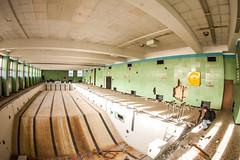 Redford High School, Detroit, MI (Thomas Hawk) Tags: america detroit detroitpublicschools michigan redfordhighschool usa unitedstates unitedstatesofamerica abandoned highschool pool school swimmingpool fav10 fav25