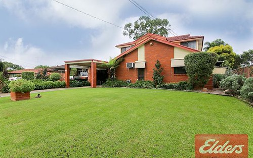 16 Vianney Crescent, Toongabbie NSW