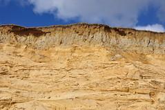 Crumbling sandy cliffs of North Suffolk (Kirkleyjohn) Tags: sands sand pakefield suffolk cliffs glacialsands moraine