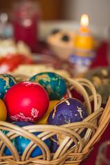 Easter Eggs (Paul Istoan) Tags: easter eggs food oua paste tulcea