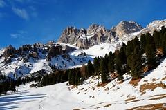 Cima del Catinaccio (Strocchi) Tags: catinaccio valdifassa landscape neve snow canon 6d 24105mm autofocus