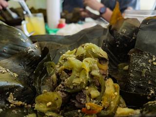 Looks messy yet taste so good: Garang Asem