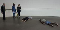 Two Men Down !! (jo.misere) Tags: zwolle art museum foundatie performance optreden