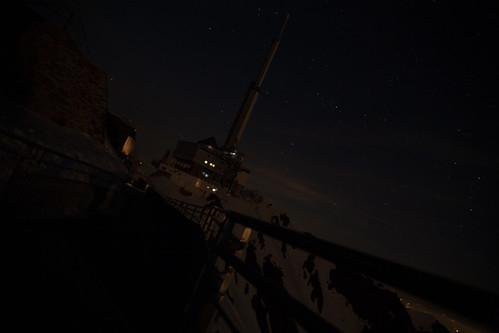 La tour à 23h