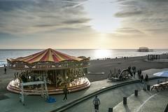 20170313-_MG_4754 (chrischampion2) Tags: brighton sea seaside beach pier palacepier westpier britishairwaysi360 horsecarousel fairgroundride carousel