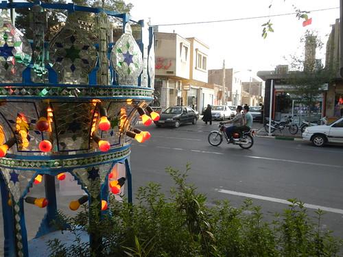 Moto 2 places, Kashan