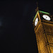 Moon and Big Ben