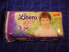 Libero Up&Go 8 (Original version, from 2012) (DiapieDude) Tags: vintagediapers vintagebabydiapers diapers diaper abdl liberodiapers libero liberoupgo