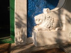 PHSD6789 (francois f swanepoel) Tags: beton calitzdorp concrete gargoyle hyltonnel lion southerncape suidkaap leeu