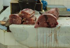 Nizwa, the fish souk (Sylviane Moss) Tags: oman nizwa souk suk souq market fish