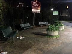 Crap Benches, Kennington (mrdamcgowan) Tags: benches londonist london crap kennington urban grim