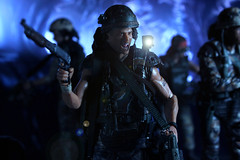 Hicks (scarrviper) Tags: neca aliens colonial marines hudson frost vasquez hicks