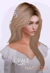 Opale Hair x Ec.cloth @ Designer Drive March 2017 (Montony / Opale Hair) Tags: opale hair mesh original event designer drive 3d rigged fitted sl second life eccloth