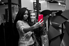 1 of A Kind Filter (Brother Christopher) Tags: podcast discussion talk conversation interview media press lsn loudspeakersnetwork blackandwhite djbenhameen tatianaking allisonwilliams girls getout film tv television series hbo jordanpeele movie movies explored portraits art studio direct create prison jail race racism help work brotherchris blackguy whitegirl