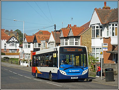 36897, Broadstairs (Jason 87030) Tags: enviro e2000 200 2017 stagecoach thanet loop route bus service broadstairs queensroad a6000 alpha sony ilce nex tag flickr holiday april sunny color colour vehicle
