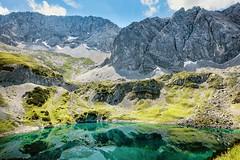 Tranquiltiy (sinnesblicke) Tags: sonyrx100m3 outdoor landscape nature lake drachensee tirol austria österreich europe travel mountain drachenkopf