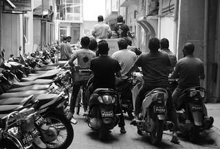 Male' / މާލެ (Maldives) - Traffic