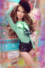 💚 MOSCHINO 💚 😘 (️ Zezaprince ️) Tags: south beach barbie doll