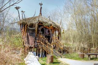 Hütte - Cabin