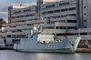 SNMCMG1 April 15th 2017 (5 of 11) (johnlinford) Tags: a433 auxiliary canarywharf docklands emlwambola hnlmsschiedam hnomshinnøy london londondocklands m343 m860 military minesweeper nato navy snmcmg1 ship southquay standingnatominecountermeasuregroup1 vessle