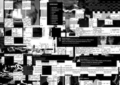 """BREAKING: """"THE SHADOW BROKERS"""" SOURCE CODE COLLAGE (Different≠Same) Tags: nsa shadowbrokers surveillance politics controversy snowden mitnick whistleblowing global monitoring blackandwhite bw mono monochrome conceptual collage prism watched"""