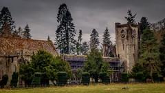 Dunkeld Cathedral - Restoration in Progress (hkcarmic) Tags: dunkeld dunkeldcathedral perthshire scottishhighlands