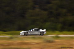 Aston Martin One-77. (Charlie Davis Photography) Tags: sunvalleyroadrally astonmartin one77 lambo