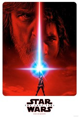 First Official Star Wars: The Last Jedi Poster!! (AntMan3001) Tags: star wars episode viii the last jedi poster