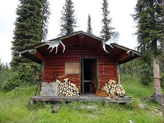 Alaska Dall Sheep Hunt & Moose Hunt 34