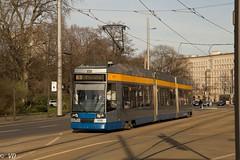 DUEWAG NGT8 der Leipziger Verkehrsbetriebe (Vitalis Fotopage) Tags: leipzig sachsen deutschland ngt8 leipziger dwa siemens duewag tramway verkehrsbetriebe tram strassenbahn public transport
