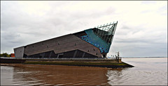 The Deep. (A tramp in the hills) Tags: thedeep hull yorkshire aquarium humber riverhull