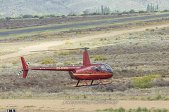 Robinson R44 Helicopter South Africa (Barry DL Roeland) Tags: aviation helicopter agusta 119 r44 scenery africa red 2017 white mix heli aero south airport emergency ems hems rescue fire