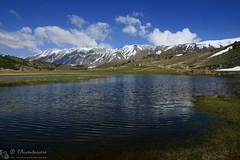 Lago di Filetto, sensazioni alpine (EmozionInUnClick - l'Avventuriero's photos) Tags: gransasso pizzocefalone pratofonno lago lagodifiletto montagna panorama