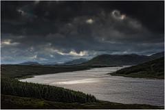 Scotland. Before the rain. (leonhucorne) Tags: scotland europe ecosse paysage landscape nikon d750 fullframe lac nuages lumière