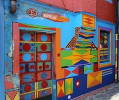MULTICOLOR (Bianchi David) Tags: venice venezia color house burano italy italia casa multicolor blue blu red rosso