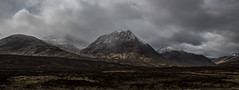 Spring at Glen Coe - April 2017 (GOR44Photographic@Gmail.com) Tags: glen etive coe argyll mountains snow cloud gor44 sronnacreise stobaghlaischoire scotland highlands pentax k50 1645mmf4