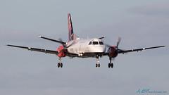 G-LGNN Saab 340B(F) Loganair (kw2p) Tags: airport aviation egpf loganair saab340b airline aircraft aeroplane airplane kw2p gaaec glasgowairport egpfgla scotland glgnn