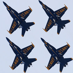 Blue Angels by Steve Gifford (Steve Gifford - IN) Tags: blue museum photo florida air steve picture indiana national photograph angels steven practice naval pensacola gifford 2014 haubstadt