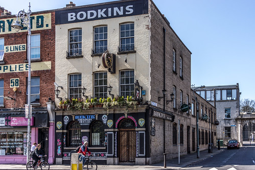 Bodkins Pub + The Hungry Mexican - Bolton Street Dublin
