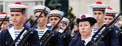 Porte-bonheur (Pitchouscrap) Tags: orlans marins jeannedarc militaires ftesjohanniques