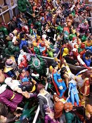 Figure Piles (ArmoredFoe) Tags: toys dc pile figures loose flickrandroidapp:filter=none