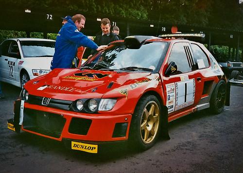 cortar a tajos huella dactilar reporte  Flickriver: Most interesting photos from Andy Burton's Peugeot 306 Cosworth  pool