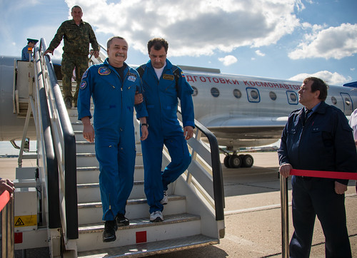 Expedition 39 Soyuz TMA-11M Landing (201405140064HQ)