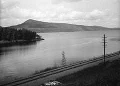 Fryken (Egon Abresparr) Tags: railroad lake railway sunne fryken