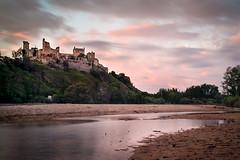 Castillo Escalona (Javier Moraleda_Fotografa) Tags: ro atardecer toledo castillo escalona
