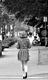 Houndstooth muse