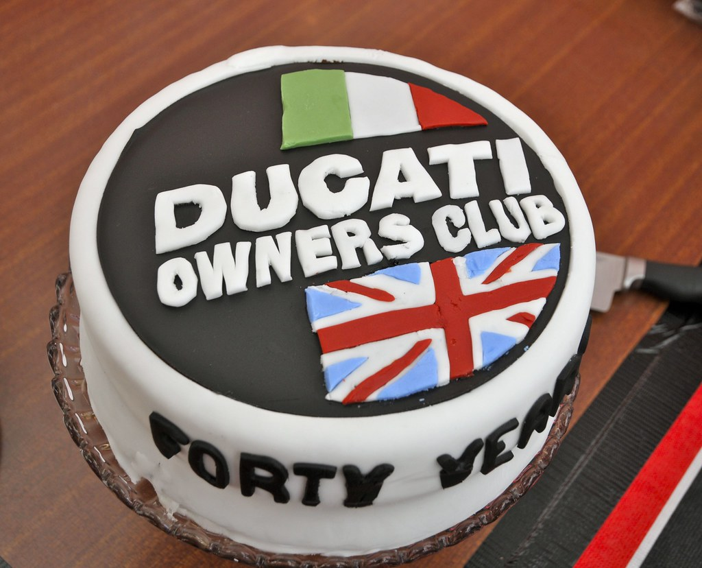 London Ducati Owners Club