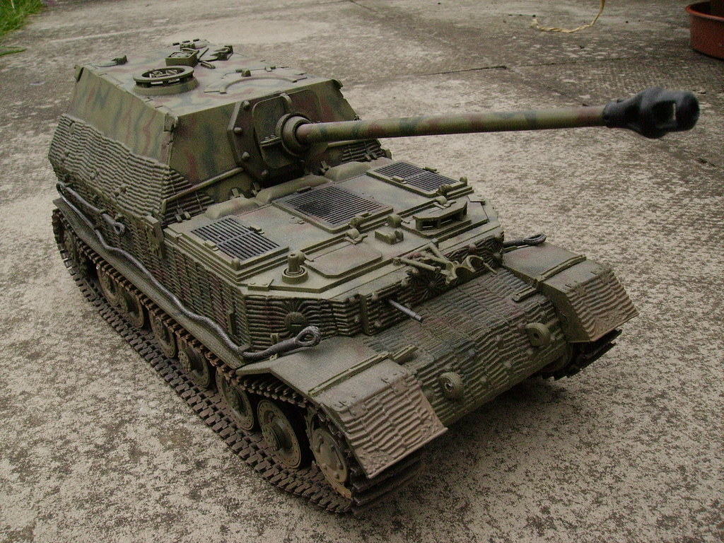 The World S Best Photos Of Ferdinand And Panzer Flickr